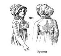 The Regency World Of Lesley Anne Mcleod Fashions Of The