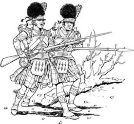 highland regiment